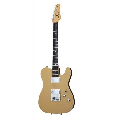 SCHECTER PT USA PRODUCTION SERIES VINTAGE GOLD