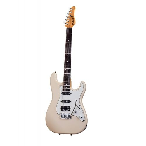 SCHECTER TRADITIONAL USA PRODUCTION SERIES VINTAGE WHITE