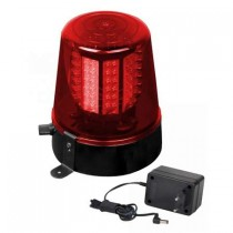 JB SYSTEMS LED POLICE LIGHT RED