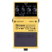 BOSS ODB-3 Bass Turbo Overdrive