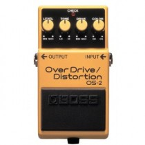 BOSS OS-2 Mixage Overdrive Distorsion
