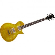 LTD GUITARS EC ECLIPSE 256 FLAMED LEMON DROP