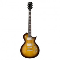 LTD GUITARS EC 401 DI MARZIO TOBACCO SUNBURST