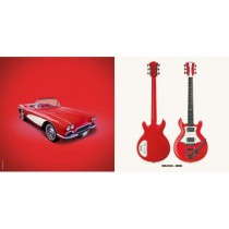 LAG ROXANE RACING BEDARIEUX 2000 RACING RED BIGSBY