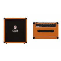 ORANGE CRUSH BASS COMBO 50W BK