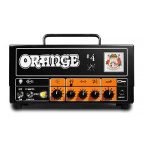 ORANGE SIGNATURE JIM ROOT
