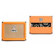 ORANGE PPC 212 OPEN BACK, BAFFLE GUITARE