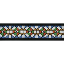 PLANET WAVES 50E02 C NYLON 5CM STAINED GLASS