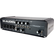 M AUDIO MTRACKQUAD