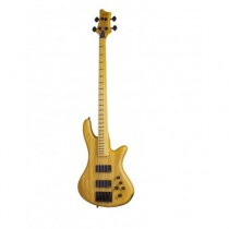 SCHECTER STILETTO SESSION-4 FL AGED NATURAL SATIN