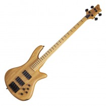 SCHECTER STILETTO SESSION-4 AGED NATURAL SATIN