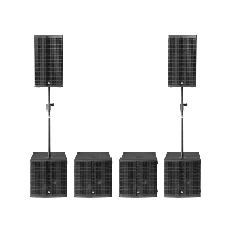 HK AUDIO LINEAR 3 PACK-PERFORM