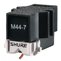 SHURE M44 7 CELLULE SCRATCH LEGENDAIRE